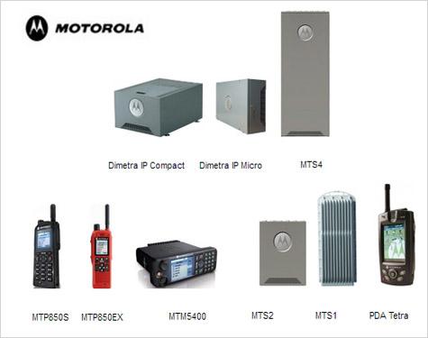 Radios TETRA Motorola