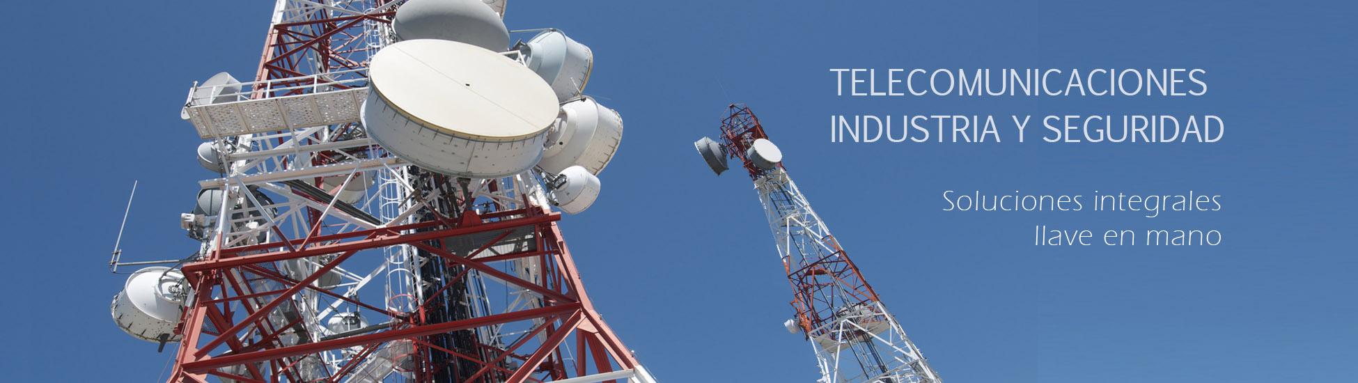 telecomunicaciones industria y seguridad