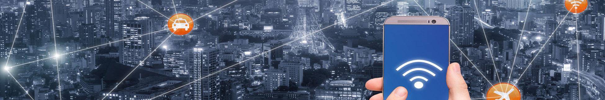 banda ancha, radioenlaces