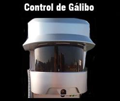 <strong>CONTROL DE GÁLIBO</strong>